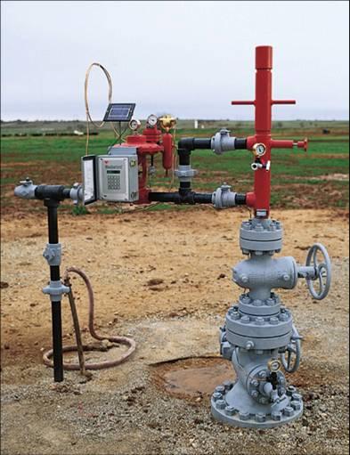 water wellhead diagram water manifold diagram